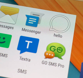 top-android-sms-app